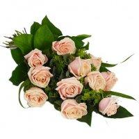 blommor begravning malmö
